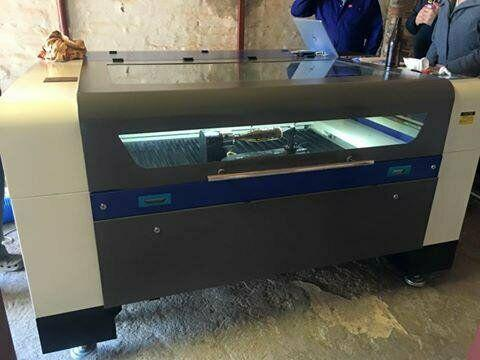 Lc1390 100w - 130w optional - laser cutting and engraving