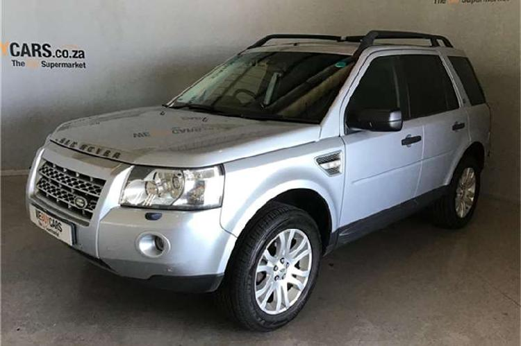 Land rover freelander 2 hse td4 commandshift 2010