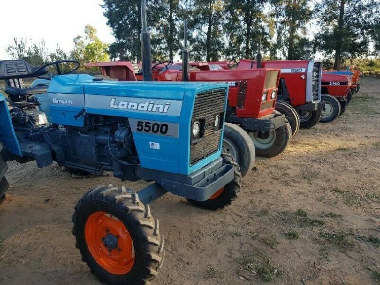 Landini 5500 2x4 vat in.