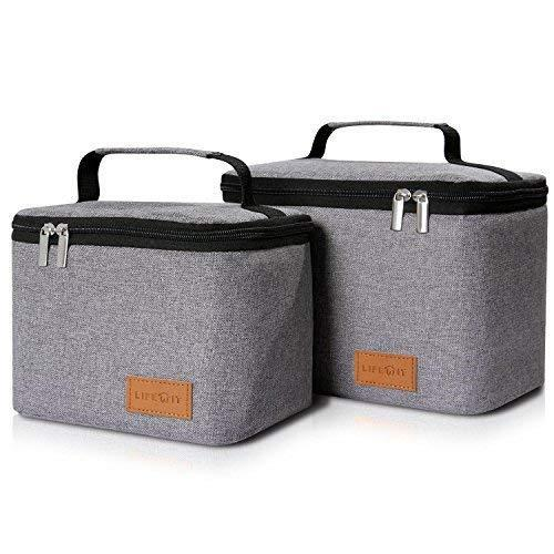 Lifewit insulated lunch box bag for men/women, thermal bento