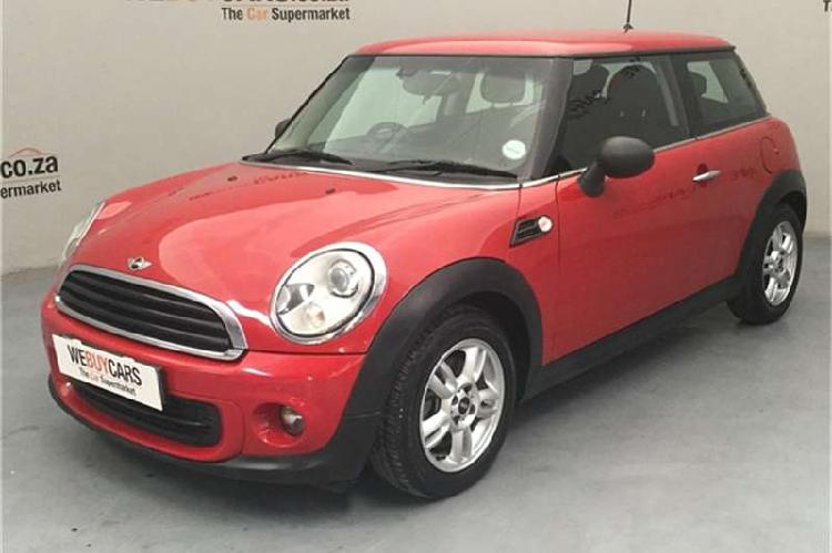 Mini hatch one 2011