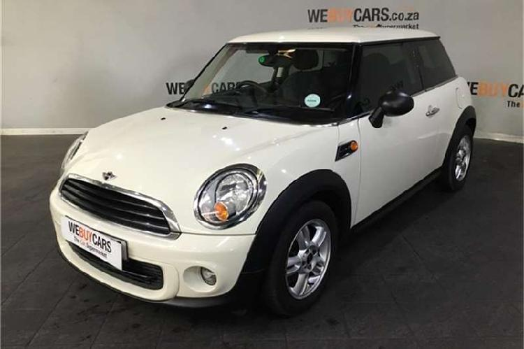 Mini hatch one 2014