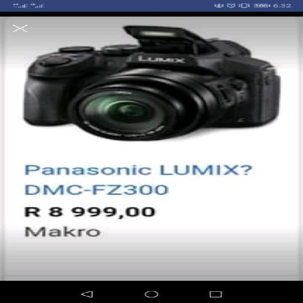Panasonic lumix dmc fz300 4k