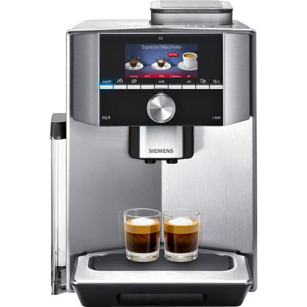 Siemens 1500w fully automatic coffee machine, eq.9 s500