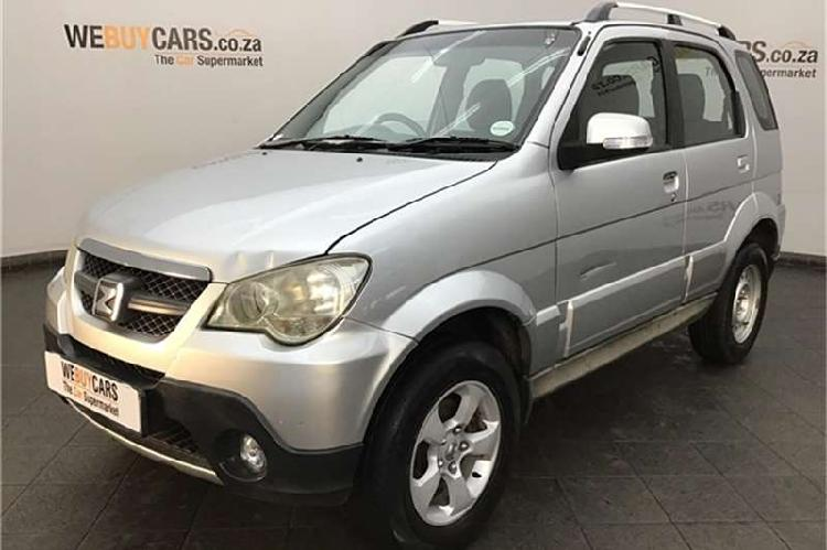 Zotye nomad hunter 1.5 2013