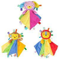 Taggies patchkin blankies (supplied may vary)