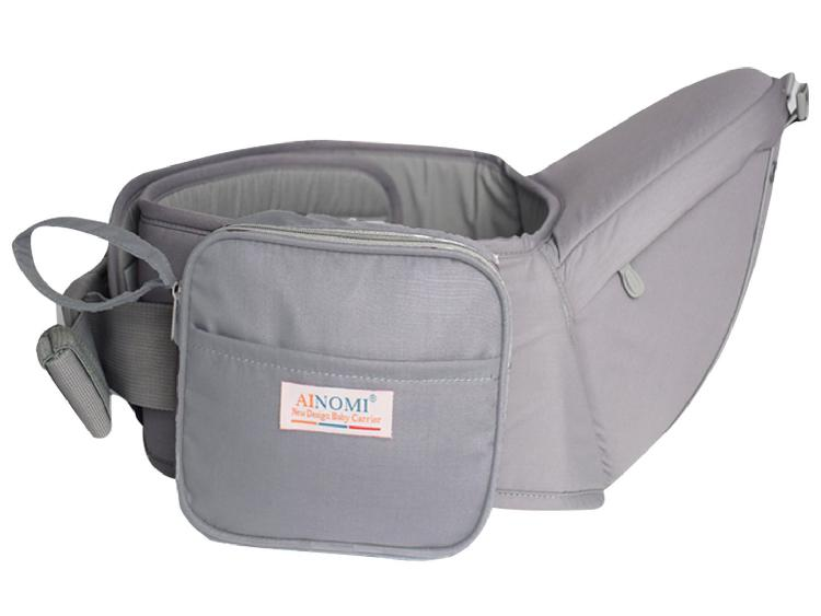Waist hip seat for baby infant seat carrier outdoor seat