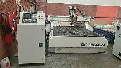 Cnc routers - various for woodwork, perspex cutter and soft