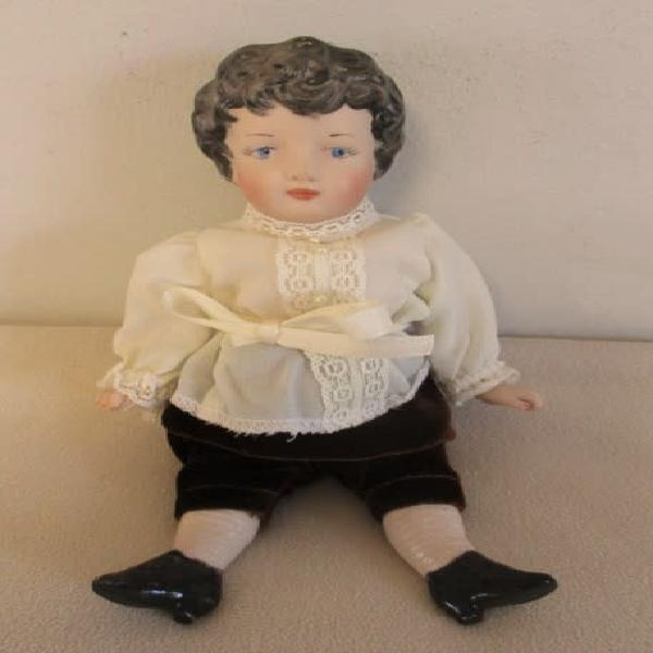 Exquisite vintage 1996 dilly's repro of small antique german