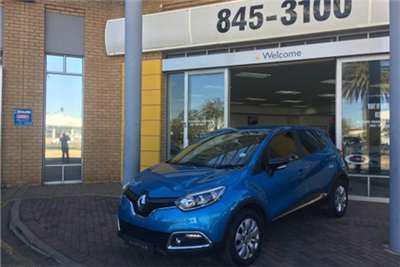 Renault captur 66kw turbo expression 2017