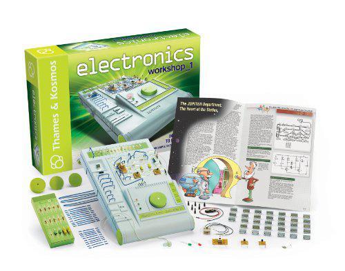 Thames & kosmos technology and electronics electronics