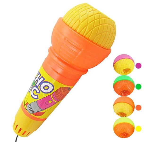 Ularma echo microphone mic voice changer toy gift birthday