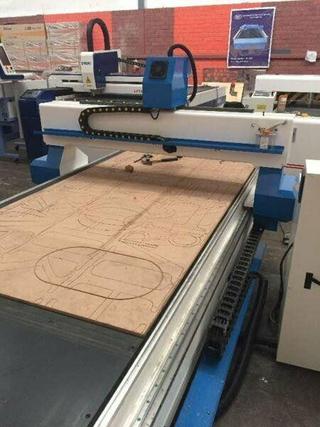 Various - cnc routers, laser cutter and engravers, plasma