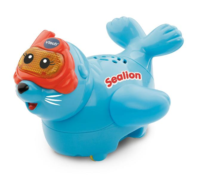 Vtech baby toot-toot splash sea lion toy