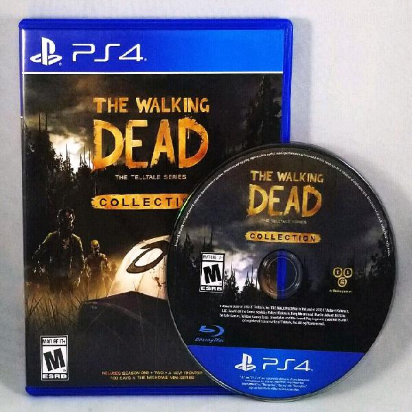 Walking dead: the telltale series collection