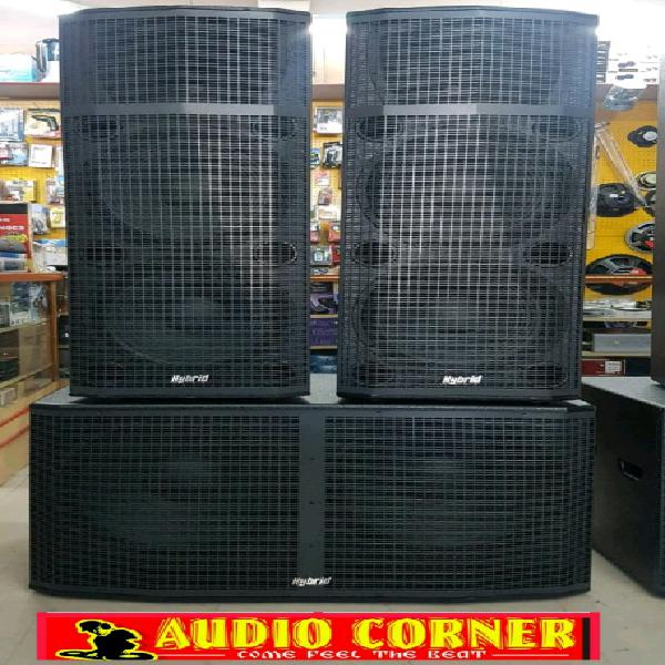 Hybrid sound system brand new ready to play