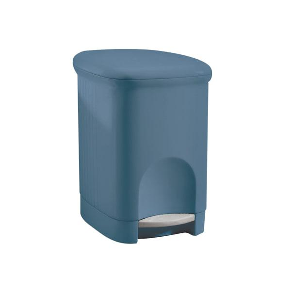 Meliconi plastic pedal bin, 5 litre
