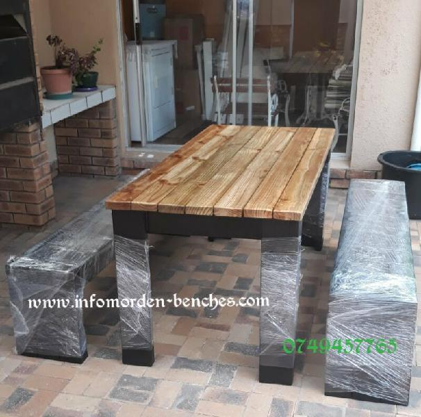 Order quality modern benches from straight from factory to