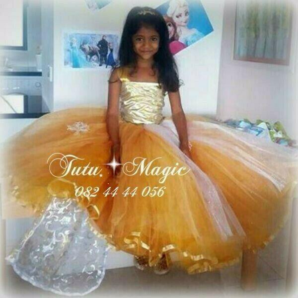 Queen elsa tutu dresses