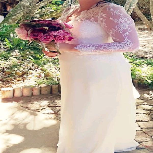 Wedding dress to hire or for sale