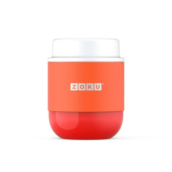Zoku stainless steel vacuum insulated food jar, 300ml
