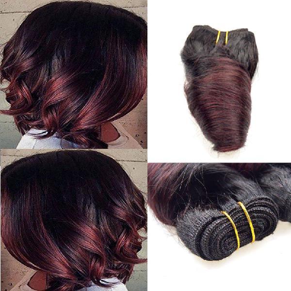 Barroko hair sale 7a grade ombre brazilian virgin hair loose