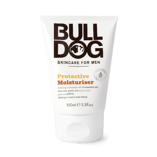 Bulldog protective moisturiser for men 100 ml