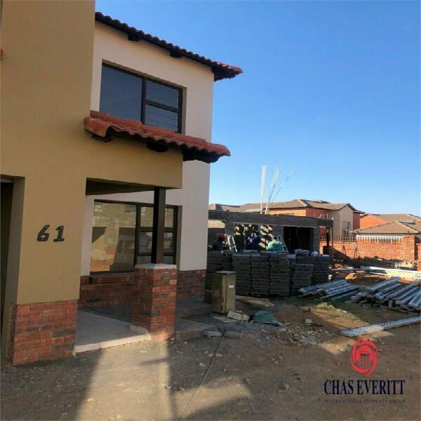 Duplex in rustenburg now available