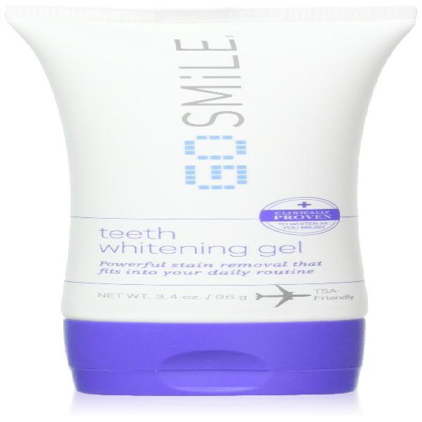 Go smile teeth whitening gel, 3.4 oz.