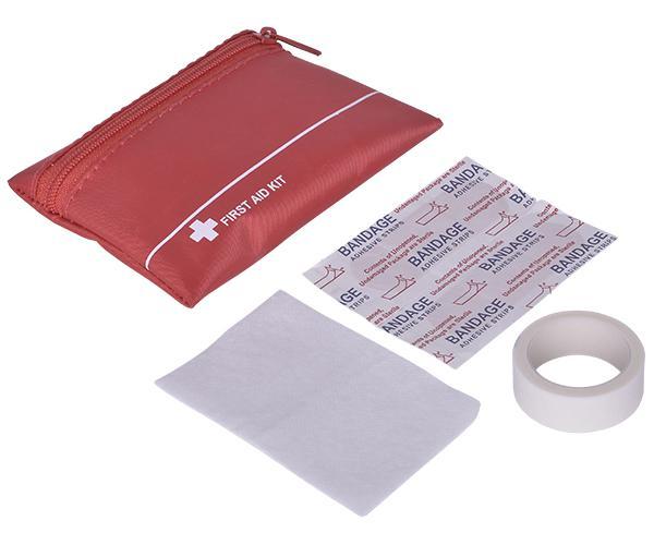 Mini emergency first aid kit
