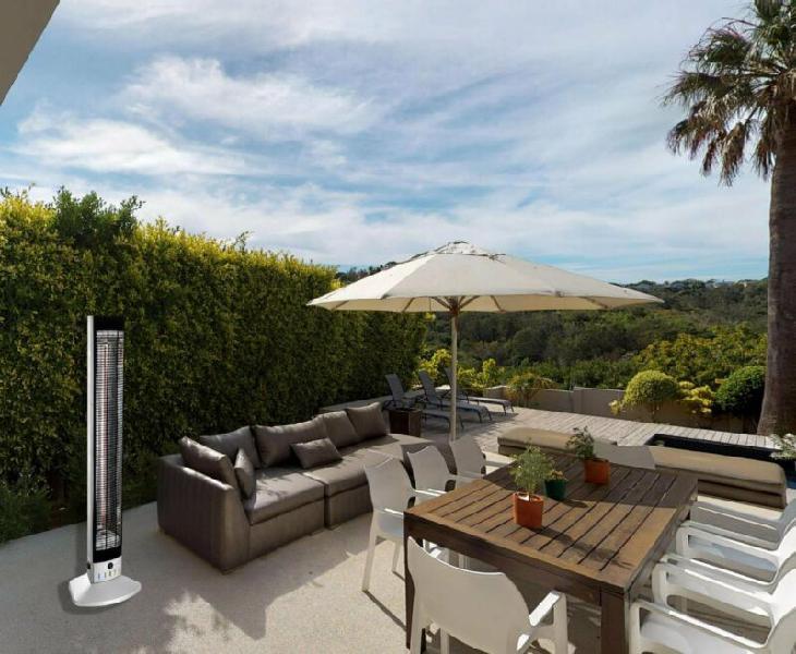 Solenco gph2500 infrared patio indoor and outdoor heater
