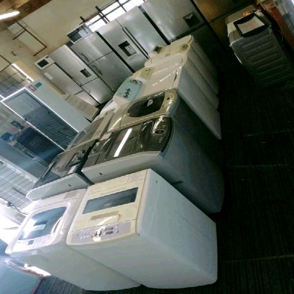Alot of washing machines