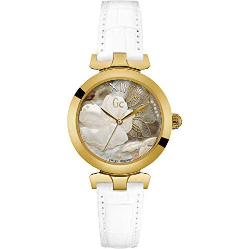 Guess collection women analogue swiss quartz watch with