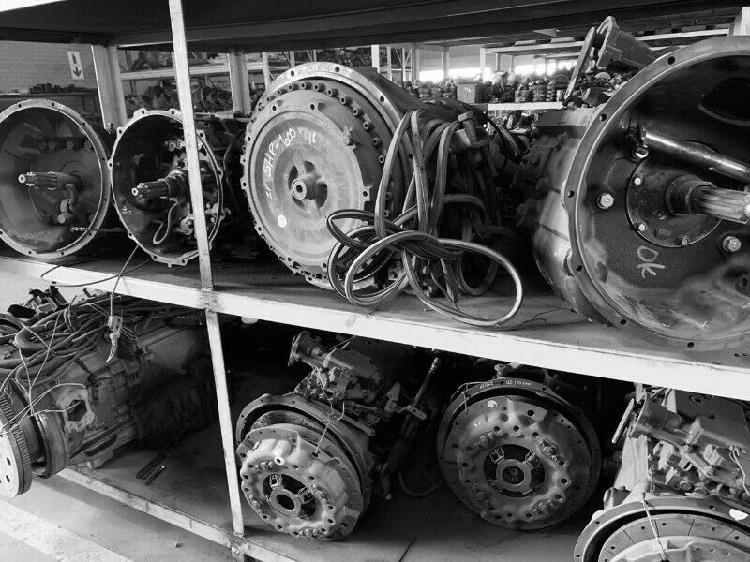 Isuzu / zf 9s109 gearbox for sale