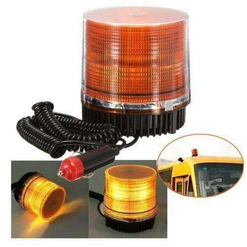 Led strobe emergency hazard warning roof top light