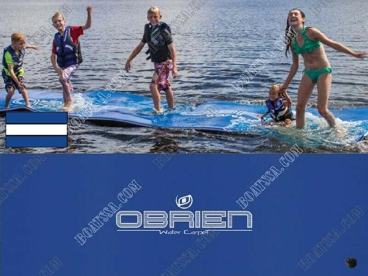 O'brien water carpet – blue