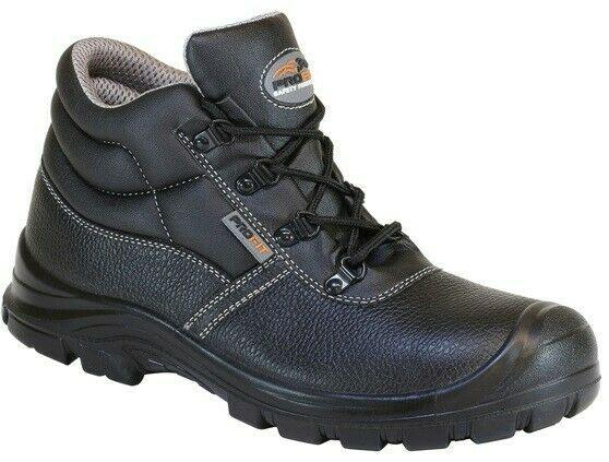 Safety footwear, safety boots, safety shoes, industrial