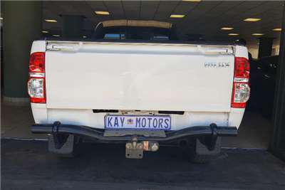 Toyota hilux single cab hilux 2.4 gd p/u s/c 2011