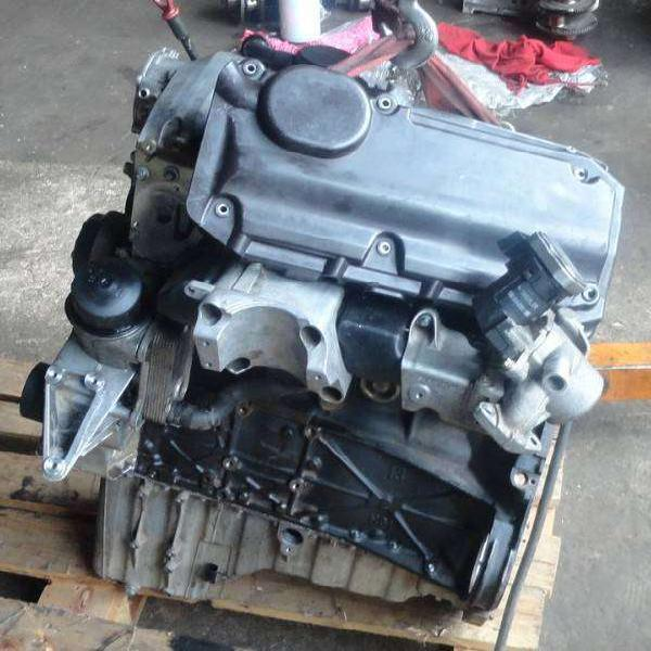 Vw crafter lt46 and toyota kzte reconditioned engine on