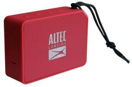 Altec lansing one bluetooth speaker - red