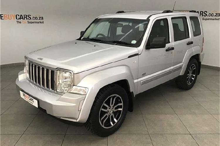 Jeep cherokee 3.7l limited 2011