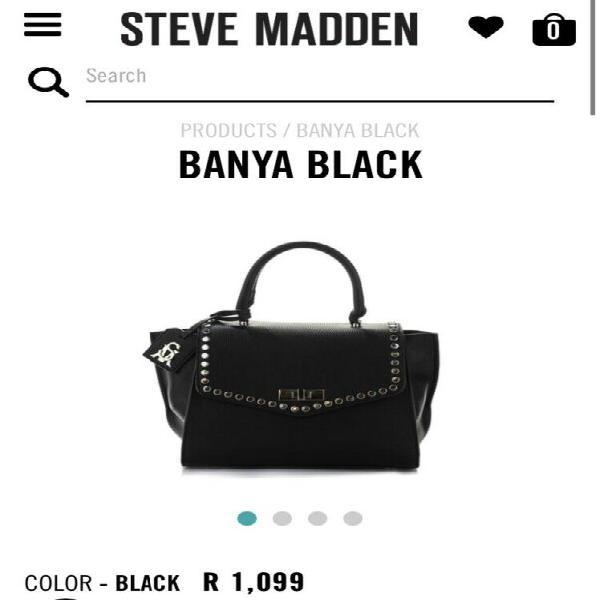 Steve madden handbag
