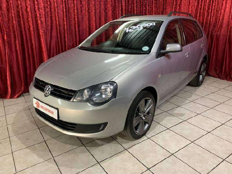 2014 VW Polo Vivo 1.6 Maxx