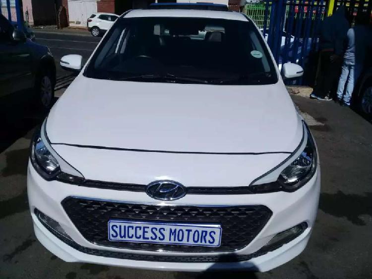 2015 Hyundai i20 1.2 43000km