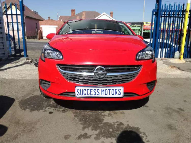 2015 Opel corsa reflex 1.6
