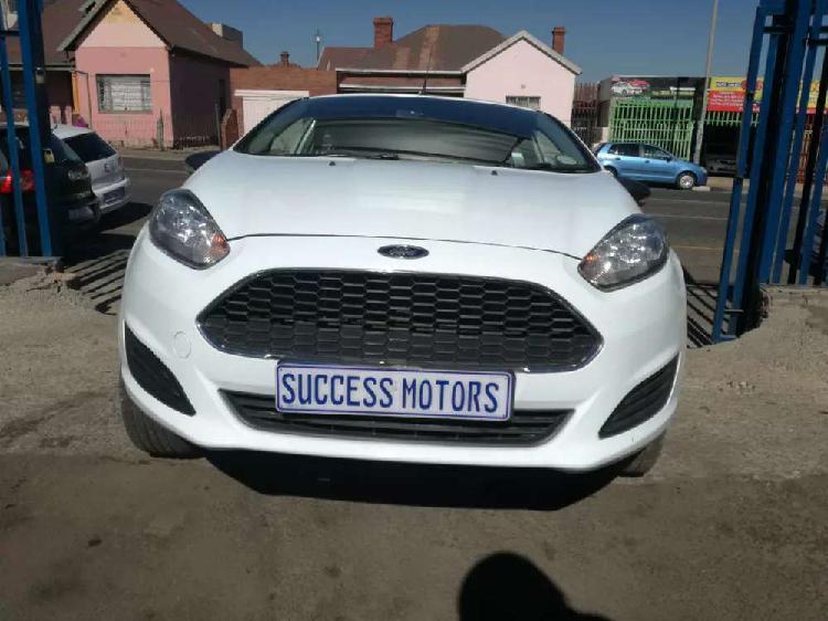 2016 Ford Fiesta 1.4