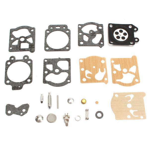 Carburetor repair kit rebuild tool gasket set for walbro