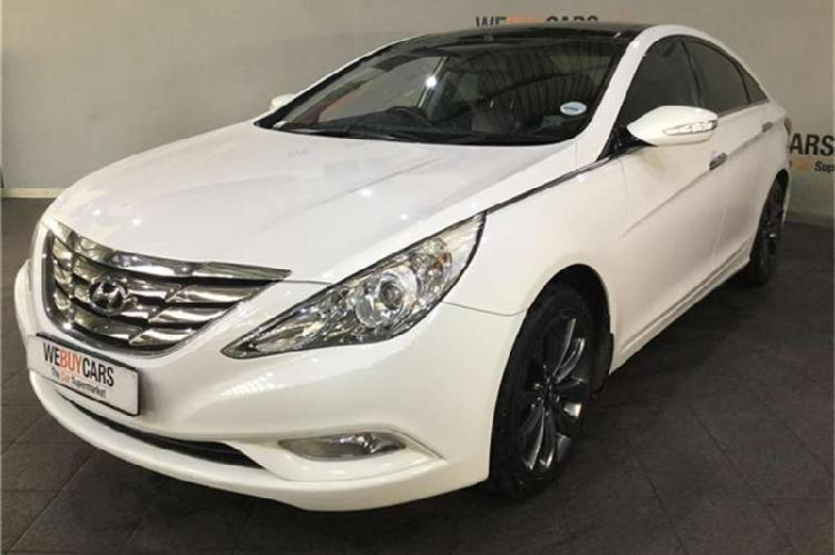 Hyundai sonata 2.4 gls executive 2011