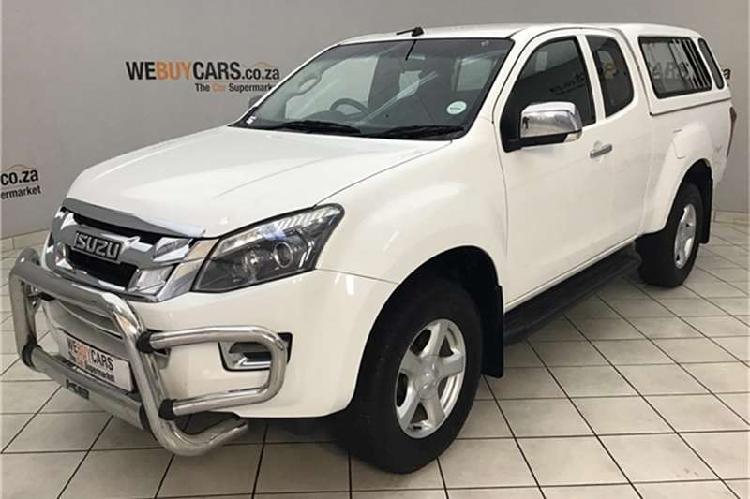 Isuzu kb 300d teq extended cab lx auto 2016