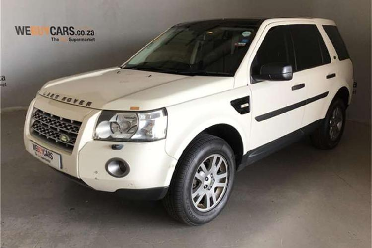 Land rover freelander 2 se td4 commandshift 2010